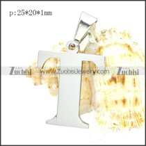 Stainless Steel Pendant p010413