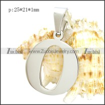 Stainless Steel Pendant p010408