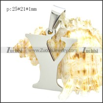 Stainless Steel Pendant p010418