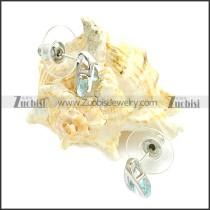 Stainless Steel Earring e002088