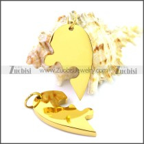 Stainless Steel Pendant p010479G
