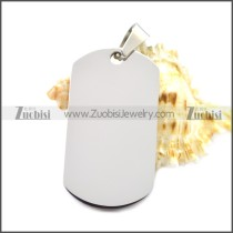 Stainless Steel Pendant p010488S2