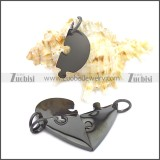 Stainless Steel Pendant p010476H
