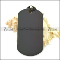 Stainless Steel Pendant p010488H2