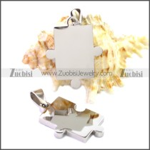 Stainless Steel Pendant p010482S