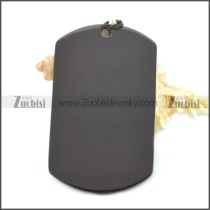 Stainless Steel Pendant p010488H1