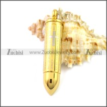 Stainless Steel Pendant p010473G1