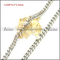Stainless Steel Chain Neckalce n003117S