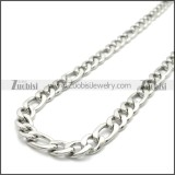 Stainless Steel Chain Neckalce n003092SW10