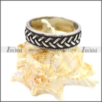 Stainless Steel Ring r008493SH