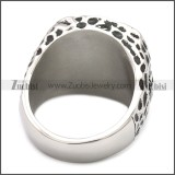 Stainless Steel Ring r008521SH