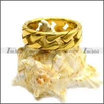 Stainless Steel Ring r008459G