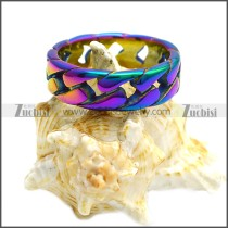 Stainless Steel Ring r008459M