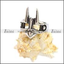 Stainless Steel Ring r008490SH