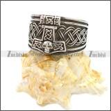Stainless Steel Ring r008505SH