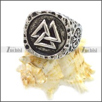 Stainless Steel Ring r008521SH