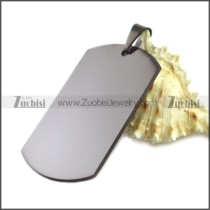 Stainless Steel Pendant p010489H