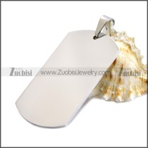 Stainless Steel Pendant p010489S