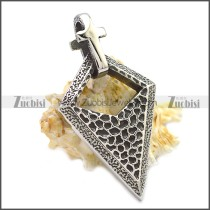 Stainless Steel Pendant p010557SH