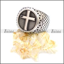 Stainless Steel Ring r008549SH
