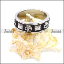 Stainless Steel Ring r008540SH