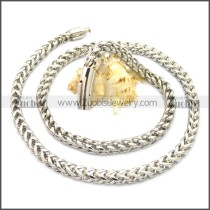 Stainless Steel Chain Neckalce n003129SW6
