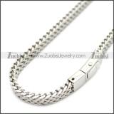 Stainless Steel Chain Neckalce n003124S