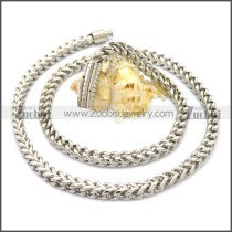 Stainless Steel Chain Neckalce n003130S