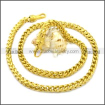 Stainless Steel Chain Neckalce n003131G