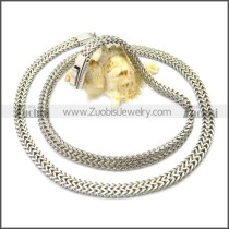 Stainless Steel Chain Neckalce n003124S