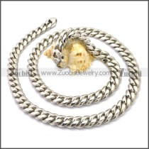 Stainless Steel Chain Neckalce n003127S
