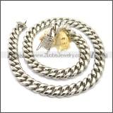 Stainless Steel Chain Neckalce n003128S