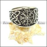Stainless Steel Ring r008553SH