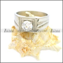 Stainless Steel Ring r008572S