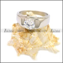 Stainless Steel Ring r008576S