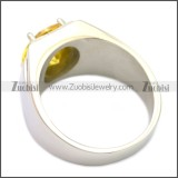 Stainless Steel Ring r008558S2