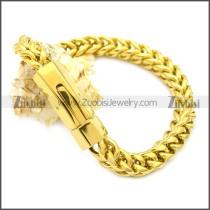 Stainless Steel Bracelet b009837G