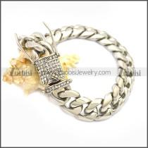 Stainless Steel Bracelet b009830S
