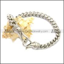 Stainless Steel Bracelet b009834S