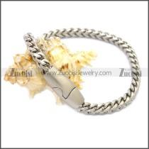 Stainless Steel Bracelet b009835S2