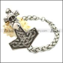 Stainless Steel Bracelet b009848S