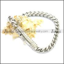 Stainless Steel Bracelet b009832S