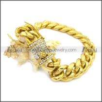 Stainless Steel Bracelet b009830G