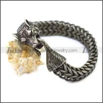 Stainless Steel Bracelet b009819HS