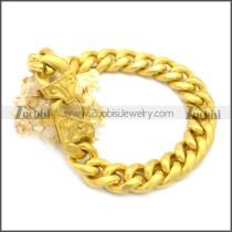 Stainless Steel Bracelet b009838G3