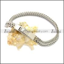 Stainless Steel Bracelet b009826S