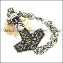 Stainless Steel Bracelet b009849S