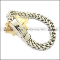 Stainless Steel Bracelet b009837SW9