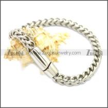 Stainless Steel Bracelet b009835S1