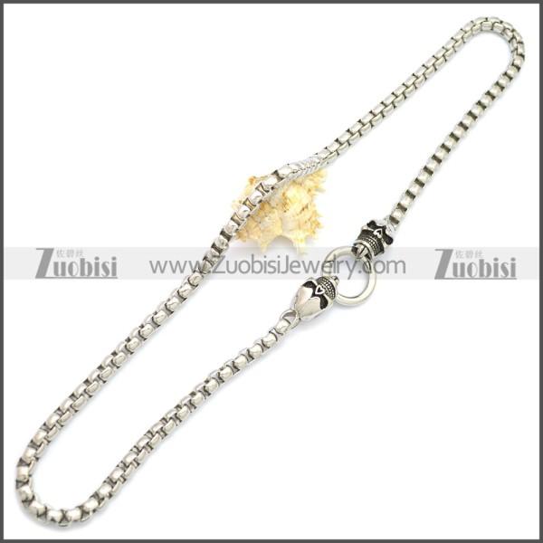 Stainless Steel Chain Neckalce n003153S